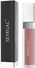 Düfte, Parfümerie und Kosmetik Flüssiger Lippenstift matt - Semilac Liquid Matte Lipstick