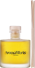 Düfte, Parfümerie und Kosmetik Aroma-Diffusor mit Duftholzstäbchen Harmonie - AromaWorks Harmony Reed Diffuser