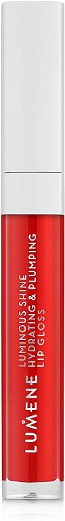 Feuchtigkeitsspendender Lipgloss - Lumene Luminous Shine Hydrating & Plumping Lip Gloss