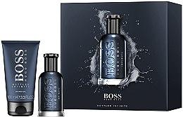 Düfte, Parfümerie und Kosmetik Hugo Boss Boss Bottled Infinite - Duftset (Eau de Parfum 50ml + Duschgel 100)