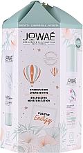 Düfte, Parfümerie und Kosmetik Gesichtspflegeset - Jowae Positive Energy (Gesichtsgel 40ml + Mizellenwasser 150ml)