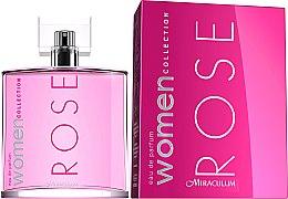 Düfte, Parfümerie und Kosmetik Miraculum La Rose - Eau de Parfum