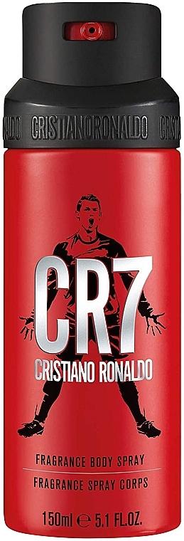Cristiano Ronaldo CR7 - Parfümiertes Deospray