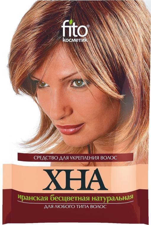 Iranisches farblos Henna für jeden Haartyp - Fito Kosmetik Henna