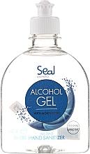 Düfte, Parfümerie und Kosmetik Antibakterielles feuchtigkeitsspendendes Handgel - Seal Cosmetics Alcohol Gel Hand Sanitizer