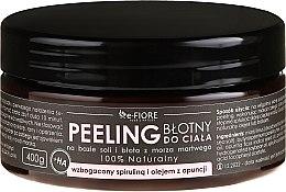 Düfte, Parfümerie und Kosmetik Körperpeeling mit Spirulina und Feigenkaktusöl - E-Fiore Body Peeling