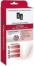 Düfte, Parfümerie und Kosmetik Straffende Gesichtspflege - AA 3-Etapowe Zabieg Lifting Filler