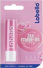Düfte, Parfümerie und Kosmetik Lippenbalsam mit Rosen Geschmack - Labello Lip Care Soft Rose Lip Balm