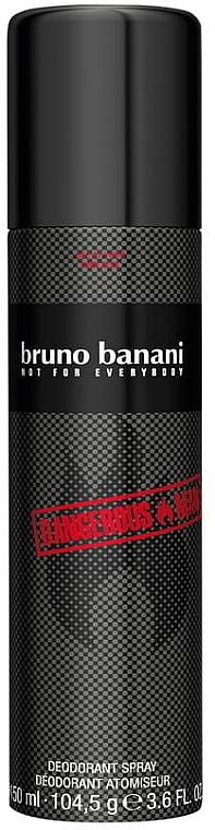 Bruno Banani Dangerous Man - Deodorant spray — Bild N1