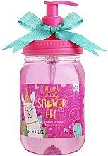 Düfte, Parfümerie und Kosmetik Air-Val International Eau My Llama Pillama Party - Duschgel für Kinder