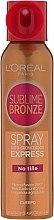 Düfte, Parfümerie und Kosmetik Selbstbräunungsspray für den Körper - L'Oreal Paris Sublime Bronze Spray