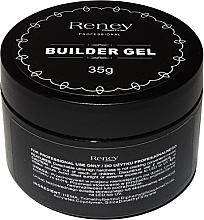 Düfte, Parfümerie und Kosmetik Schimmerndes Aufbau-Nagelgel - Reney Cosmetics Builder Gel Shimmer