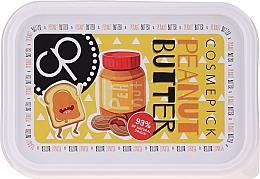 Düfte, Parfümerie und Kosmetik Intensiv feuchtigkeitsspendende und regenerierende Körperbutter mit Erdnussduft - Cosmepick Body Butter Peanut
