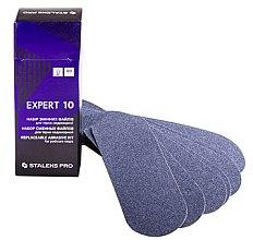 Düfte, Parfümerie und Kosmetik Ersatzfeilenblätter DFE-10-80 gerade - Staleks Pro (30 St.)