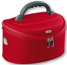 Düfte, Parfümerie und Kosmetik Große Kosmetiktasche oval 95085 rot - Top Choice Oval Red