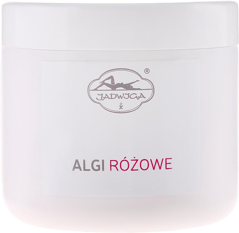 Rosa Alginatmaske für empfindliche Haut - Jadwiga Saipan Algi Rozowe — Bild N3