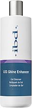 Düfte, Parfümerie und Kosmetik 2in1 Gel-Reiniger & Nagelentfeuchter mit Glanz-Effekt - IBD LED Shine Enhancer Gel Cleanser