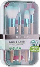 Düfte, Parfümerie und Kosmetik Make-up Pinselset - EcoTools Blooming Beauty Kit