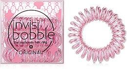 "Düfte, Parfümerie und Kosmetik Haargummis ""Rose Muse"" 3 St. - Invisibobble Original Rose Muse"
