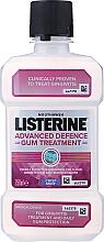 Düfte, Parfümerie und Kosmetik Mundspülung mit Minze gegen Zahnfleischentzündungen - Listerine Professional Gum Treatment Mouthwash