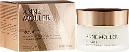 Düfte, Parfümerie und Kosmetik Nachtcreme - Anne Moller Rosage Night Oil In Cream