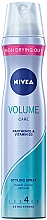 Düfte, Parfümerie und Kosmetik Haarspray für mehr Volumen Extra starker Halt - Nivea Volume Care Styling Hairspray