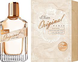 Düfte, Parfümerie und Kosmetik S. Oliver Original Women - Eau de Toilette