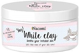 Düfte, Parfümerie und Kosmetik Weißer Ton - Nacomi White Clay