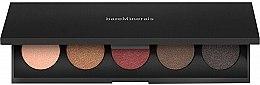 Düfte, Parfümerie und Kosmetik Lidschattenpalette - Bare Escentuals Bare Minerals Bounce & Blur Eyeshadow Palette Dusk
