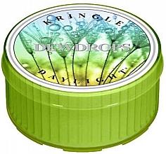 Düfte, Parfümerie und Kosmetik Duftkerze Daylight Dewdrops - Kringle Candle Dewdrops Daylight