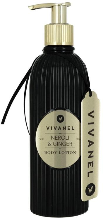 Vivian Gray Vivanel Neroli & Ginger - Schützende und feuchtigkeitsspendende Körperlotion