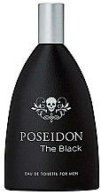 Düfte, Parfümerie und Kosmetik Instituto Espanol Poseidon The Black For Men - Eau de Toilette