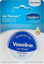 Düfte, Parfümerie und Kosmetik Lippenbalsam - Vaseline Lip Therapy Original Lips Balm
