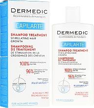 Düfte, Parfümerie und Kosmetik Shampoo-Kur zur Stimulierung des Haarwachstums - Dermedic Capilarte Shampoo