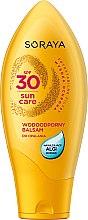 Düfte, Parfümerie und Kosmetik Feuchtigkeitsspendender und wasserfester Sonnenschutzbalsam für Körper und Gesicht SPF 30 - Soraya Sun Care Waterproof Sun Balm SPF30