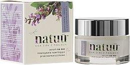 Düfte, Parfümerie und Kosmetik Intensiv feuchtigkeitsspendendes Nachtserum mit Salbei-Extrakt - Natuu Smooth & Lift Night Face Serum