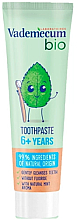 Düfte, Parfümerie und Kosmetik Bio Kinderzahnpasta mit Minzgeschmack 6+ Jahre - Vademecum Bio Kids Toothpaste
