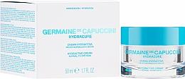 Düfte, Parfümerie und Kosmetik Feuchtigkeitsspendende Gesichtscreme für normale und trockene Haut - Germaine de Capuccini HydraCure Cream Normal Dry Skin