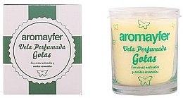 Düfte, Parfümerie und Kosmetik Duftkerze im Glas - Mayfer Perfumes Aromayfer Scented Candle