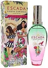 Düfte, Parfümerie und Kosmetik Escada Fiesta Carioca - Eau de Toilette
