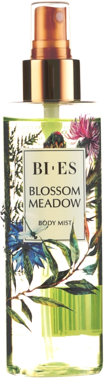 Bi-Es Blossom Meadow Body Mist - Körperspray