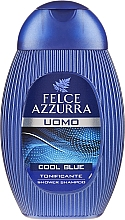 Düfte, Parfümerie und Kosmetik 2in1 Shampoo und Duschgel Cool Blue - Paglieri Felce Azzurra Shampoo And Shower Gel For Man