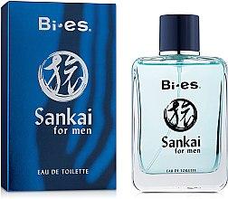Düfte, Parfümerie und Kosmetik Bi-Es Sankai - Eau de Toilette