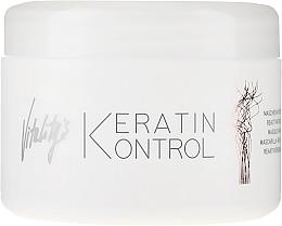 Düfte, Parfümerie und Kosmetik Regenerierende Haarmaske mit Keratin und Seidenproteine - Vitality's Keratin Kontrol Reactivating Mask