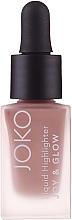 Düfte, Parfümerie und Kosmetik Joko Joy & Glow Liquid Highlighter - Flüssiger Highlighter (Tester)