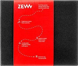 Düfte, Parfümerie und Kosmetik Zew Barber's Holiday Must Have Box - Seifen-Set (Rasierseife/85ml + Haarseife/85ml + Gesichts- und Körperseife/85ml)