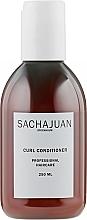 Düfte, Parfümerie und Kosmetik Conditioner für lockiges Haar - Sachajuan Stockholm Curl Conditioner Travel Size