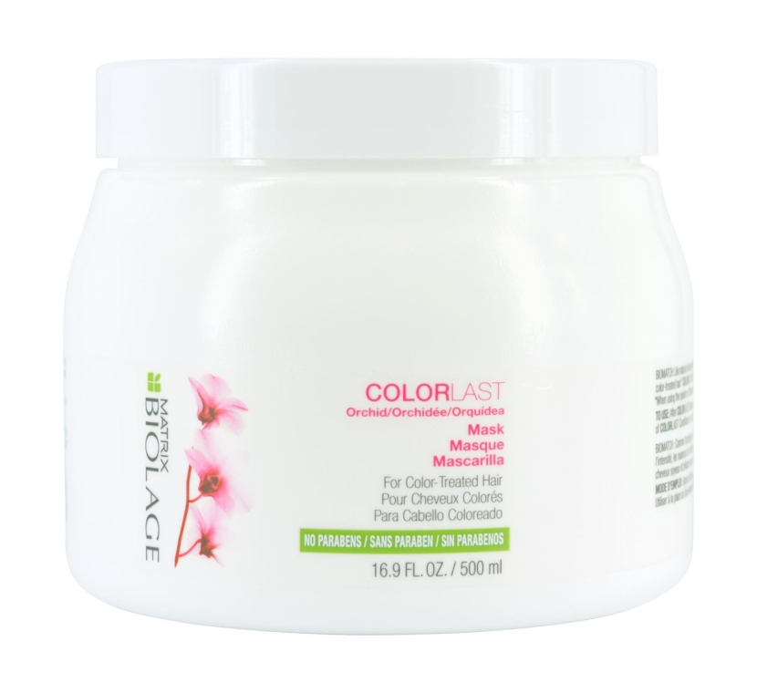 Haarmaske für coloriertes Haar - Biolage Colorlast Mask — Bild N3