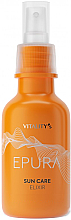 Düfte, Parfümerie und Kosmetik Schützendes Haarelixier während und nach dem Sonnenbad - Vitality's Epura Sun Care Elixir