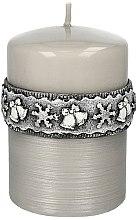 Düfte, Parfümerie und Kosmetik Dekorative Kerze Christmas Time - Artman Christmas Candle Christmas Time Ø7xH10cm